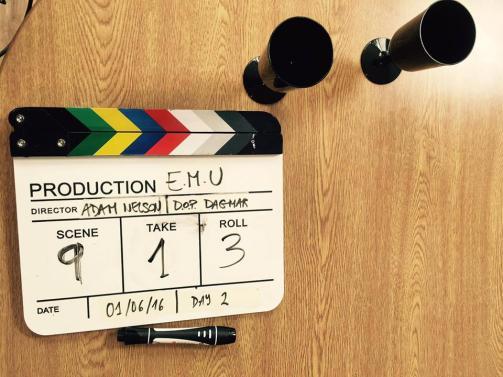 EMU Apple Park Films BTS Film Slate