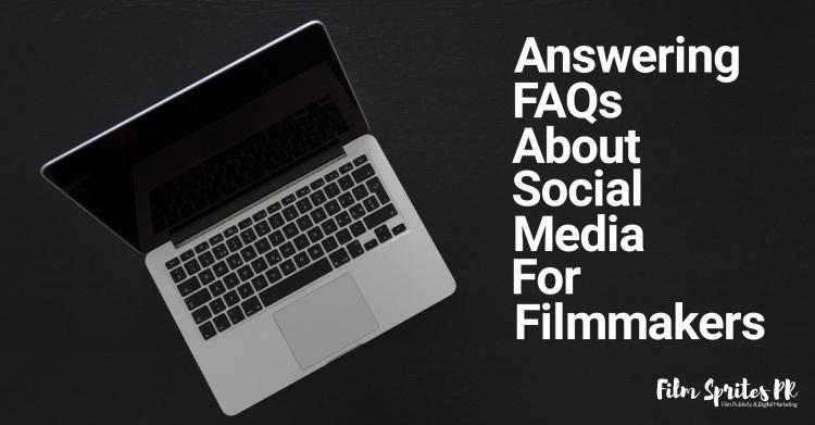 Film Sprites PR FAQ Twitter