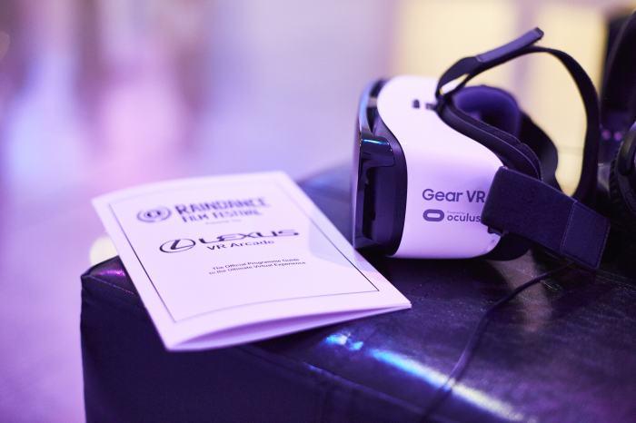 Raindance Film Festival VR Suite-min